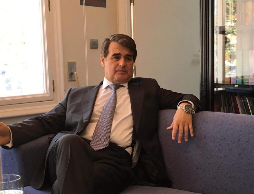 Manuel Alonso Puig, presidente de Schiller International University.