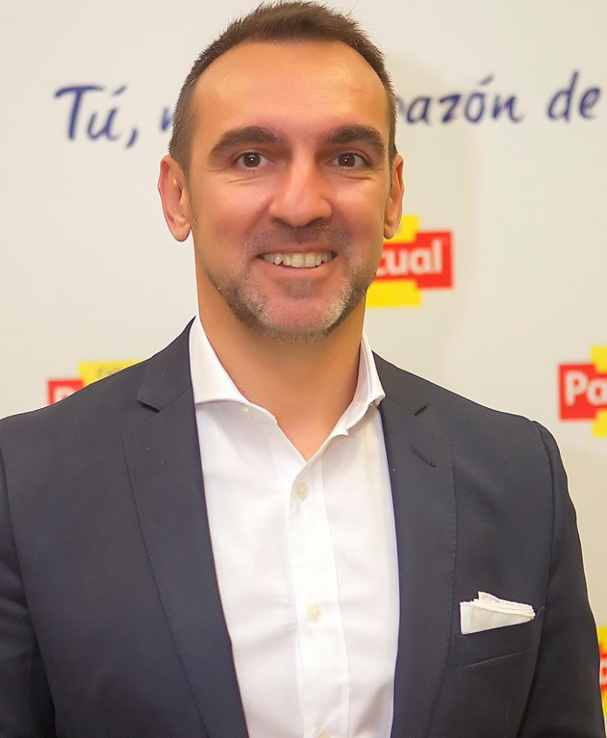 José Luis Saiz, consejero delegado de Calidad Pascual