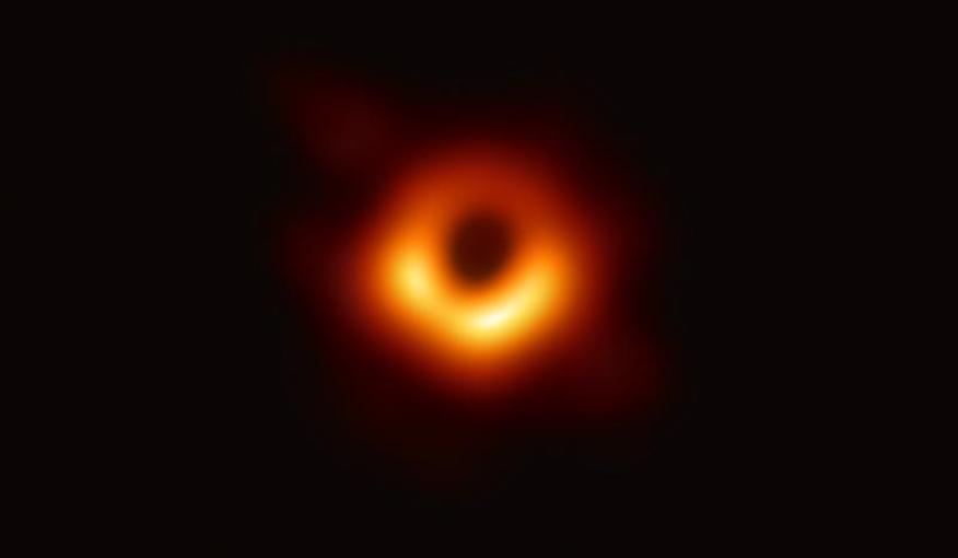 Los científicos han obtenido la primera imagen de un agujero negro, usando observaciones del Telescopio Event Horizon Horizon del centro de la galaxia M87.