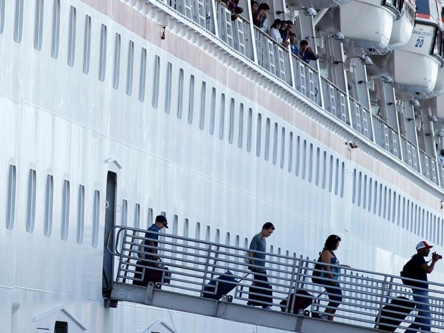 Sexual assault is the most common crime reported on cruise ships
