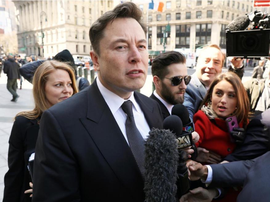 Elon Musk se llevó a casa más de 2.300 millones de dólares el año pasado.