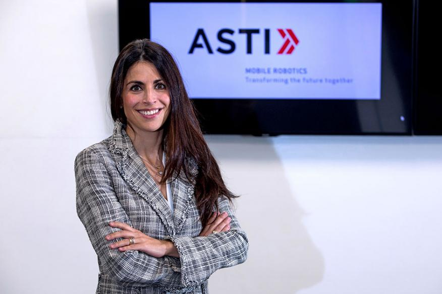 Verónica Pascual, CEO de ASTI TechGroup.