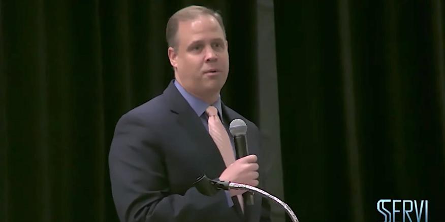El administrador de la NASA, Jim Bridenstine.