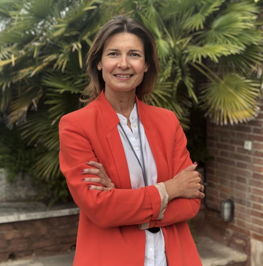 Carmen Navarro, directora de Summa Branding en Madrid