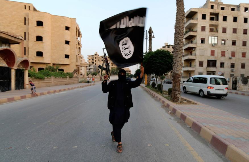 Combatiente ISIS