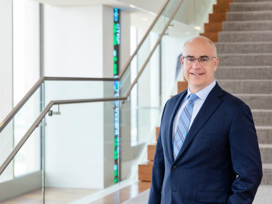 El director tecnológico de Pimco, Dirk Manelski