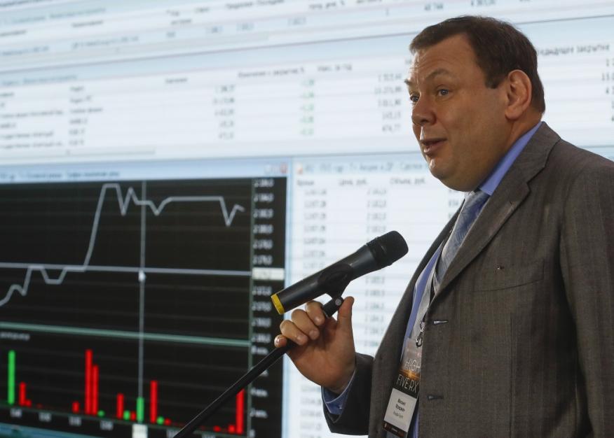 El inversor ruso Mikhail Fridman en una imagen de archivo.