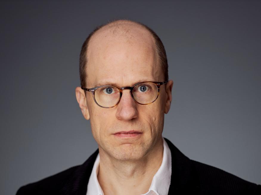 Nick Bostrom, profesor de filosofía en la Universidad de Oxford.