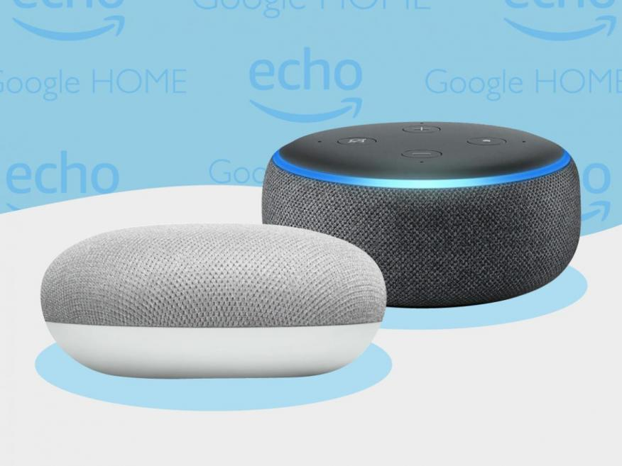 We tested the Amazon Echo Dot and Google Home Mini to see which one is the best small smart speaker