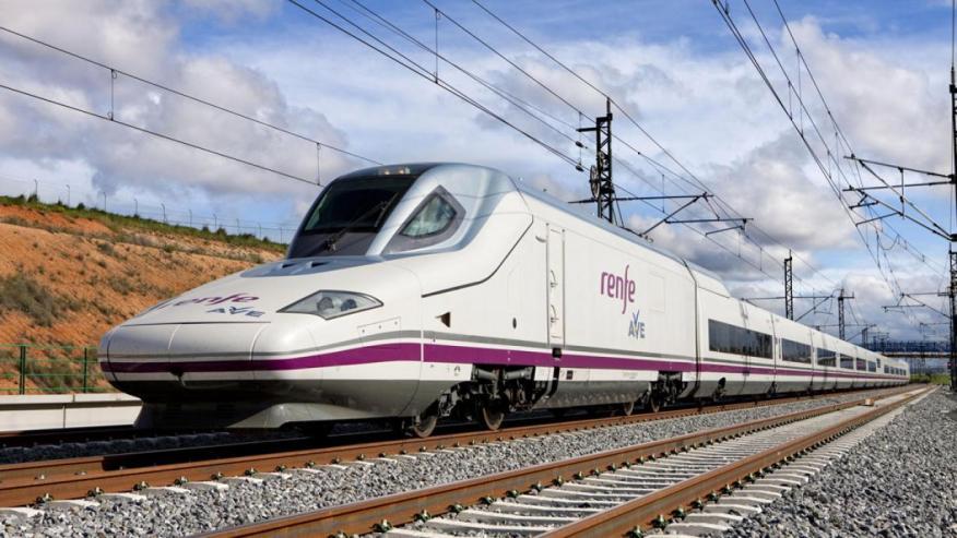 Ave tren Renfe