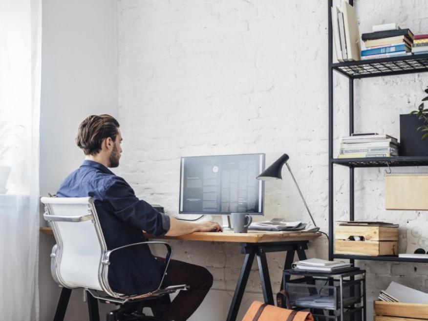 Crea un espacio de trabajo