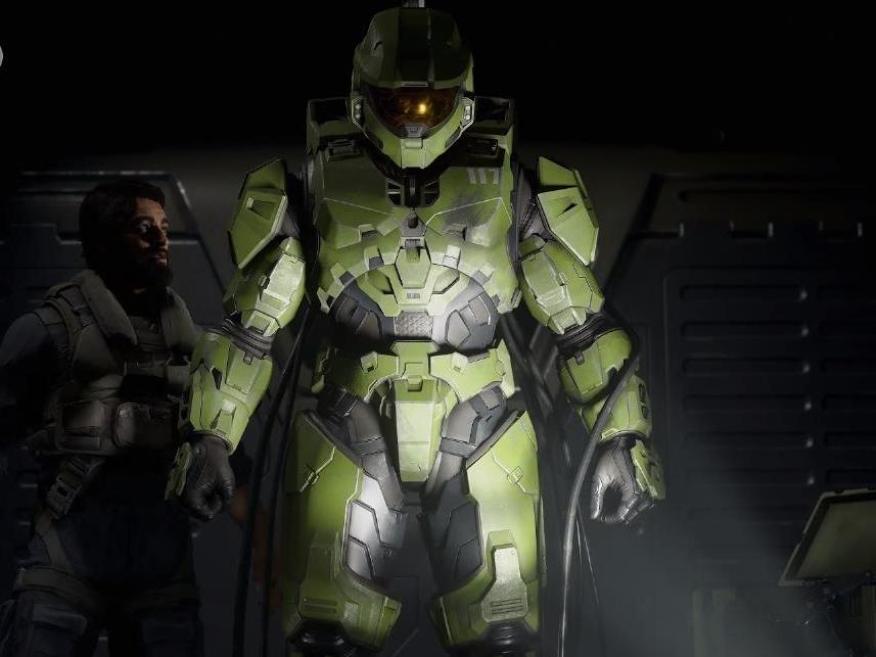 """""""Halo Infinite"""" es el primer juego confirmado para la próxima Xbox."""