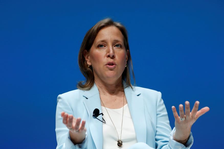 Susan Wojcicki, CEO de YouTube