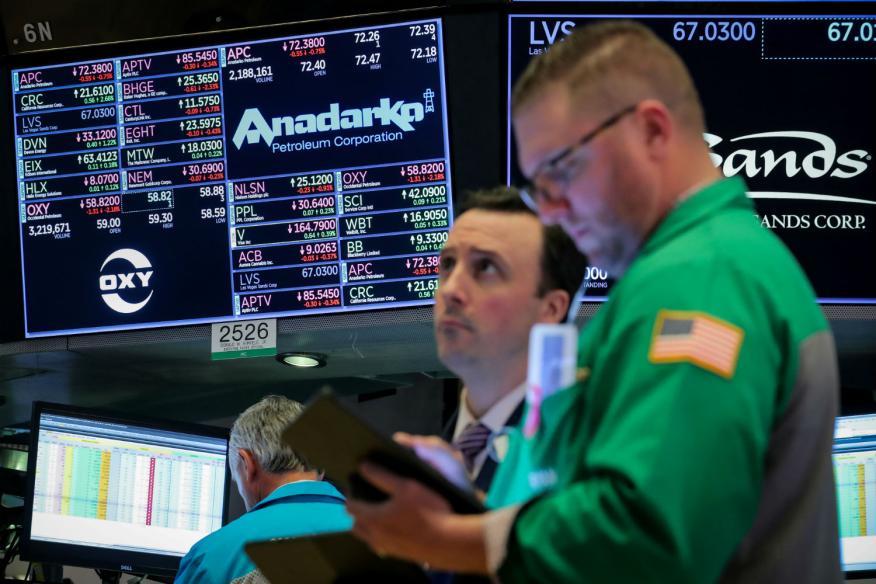 Traders en la bolsa de NuevaYork.