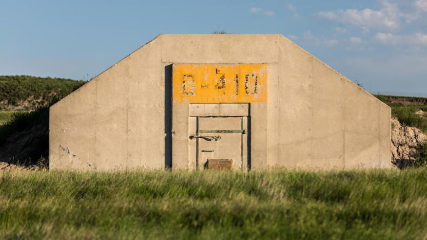 Vivos construyó un complejo de búnkeres en Dakota del Sur casi del tamaño de Manhattan.