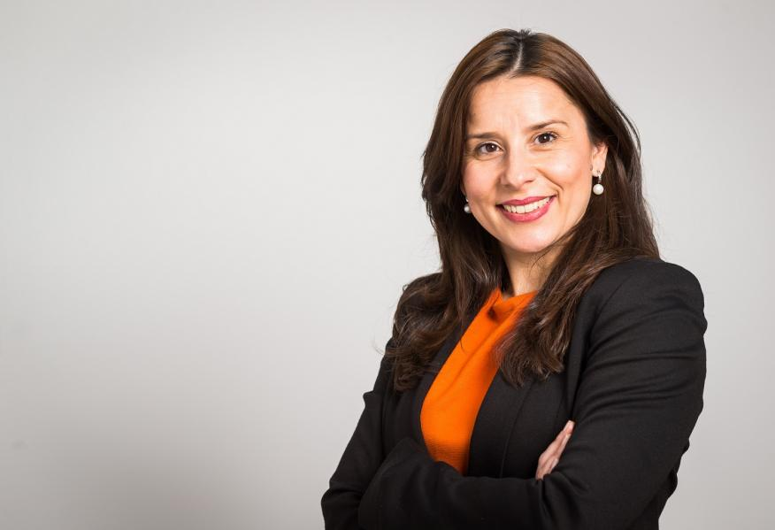 Alicia Maniega, directora general de la startup b.Free!