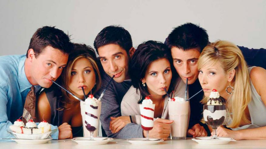 Amazon Prime Video estrena Friends, la serie más vista de Netflix