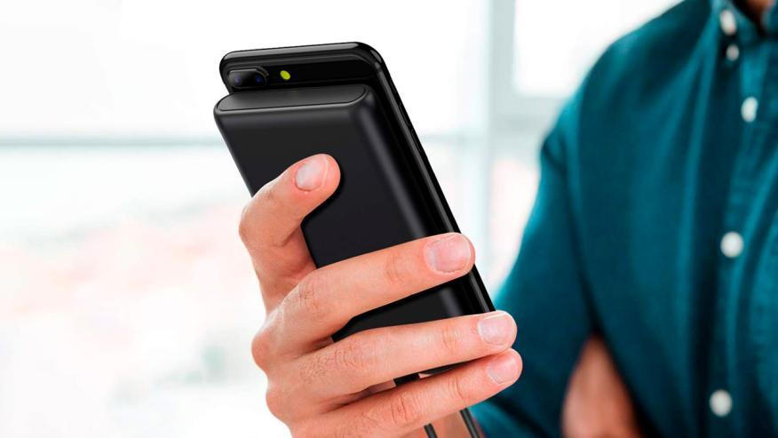 Batería externa para móvil en Amazon, cárgalo más de una semana