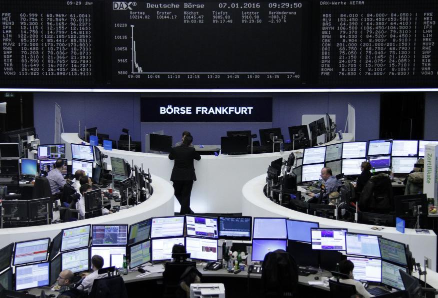 Bolsa de Frankfurt