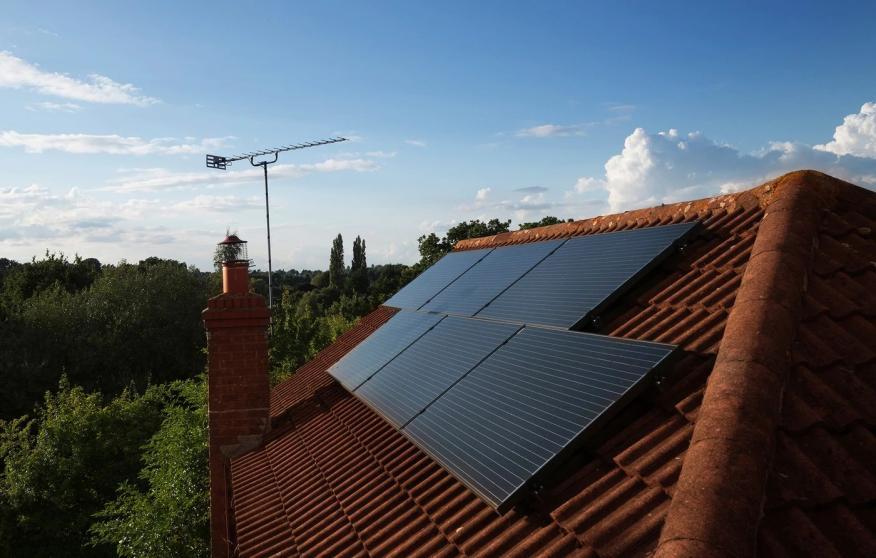 Placas solares Ikea
