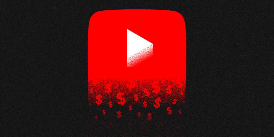 Desmonetización de YouTube