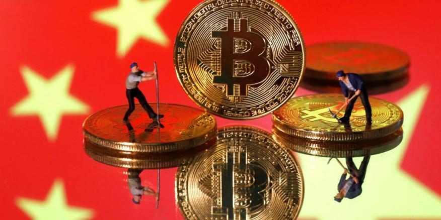 El bitcoin ante la guerra comercial.