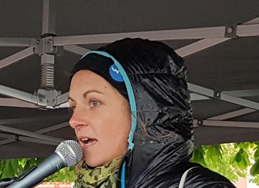 Pia Klemp.