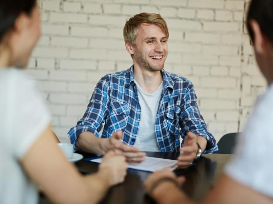 Algunos candidatos dan las peores respuestas posibles a ciertas preguntas de la entrevista.