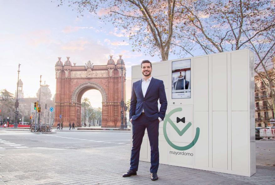 Tomás Selva, CEO de Mayordomo
