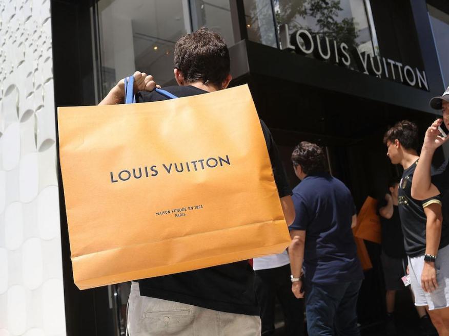 Cuando compran cosas, no persiguen marcas