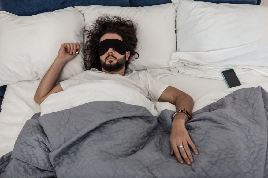 Antifaz para dormir
