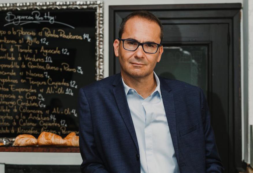 David Jiménez, autor de 'El Director'.