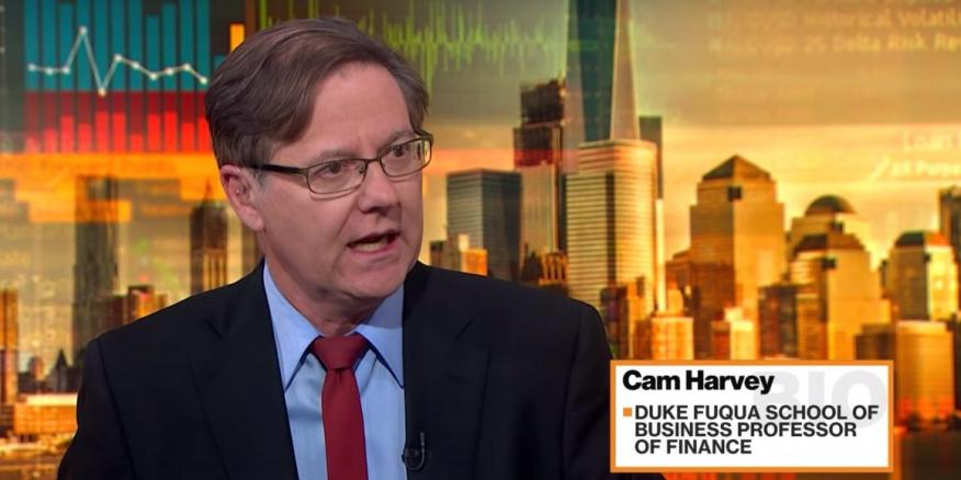 The Duke professor who uncovered the yield curve's recession warning says it's time to start preparing for another downturn