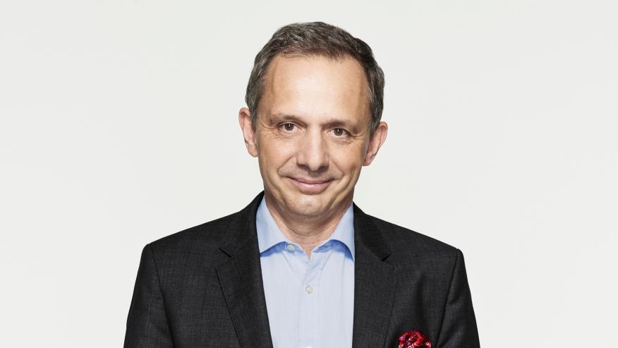 Enrique Lores, nuevo CEO de HP.