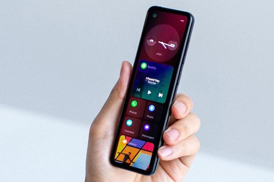 Essential presenta en Twitter las imágenes de un extraño móvil nuevo