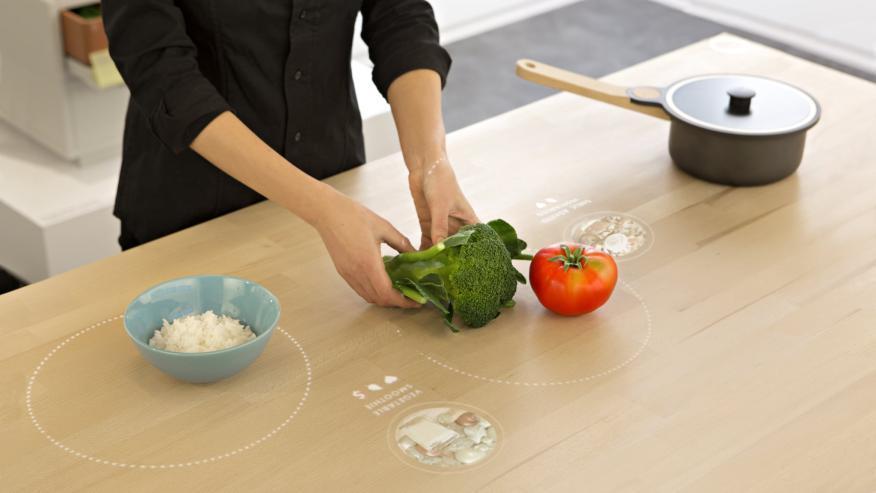 Ikea mesa ingredientes