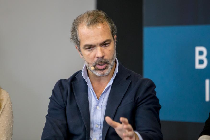 José María Moreno, director general de AEVI.