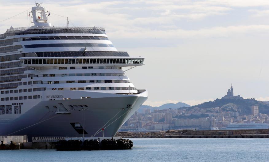 Crucero, barco