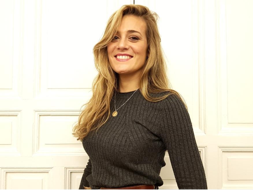 Belén Martínez, Retail Consultant en Michael Page, ha trabajado previamente para Recursos Humanos en Inditex.