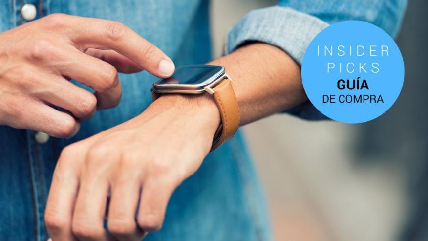 Así son los mejores smartwatches calidad/precio, para mujer, para hombre y baratos