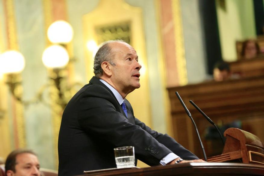 Juan Carlos Campo Moreno, ministro de Justicia