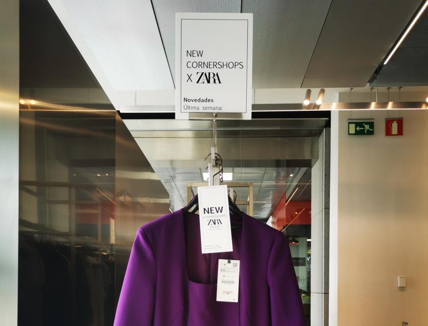 El nuevo espacio New Conershop Zara