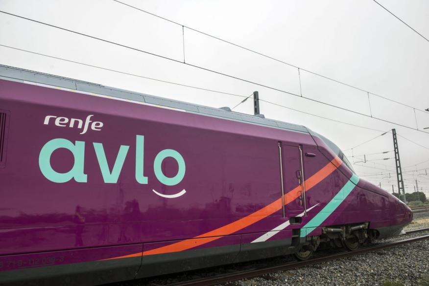 Tren AVLO de Renfe