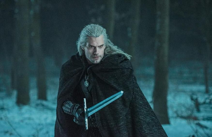 """""""The Witcher."""""""