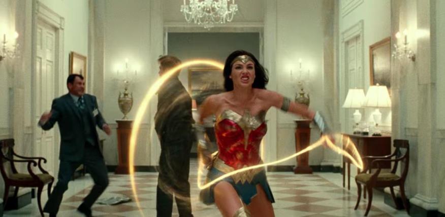 """""""Wonder Woman 1984""""."""
