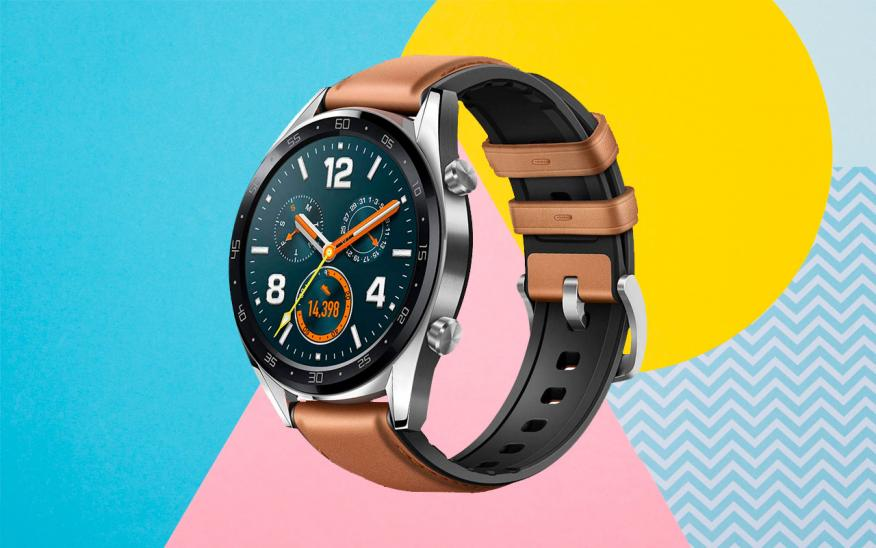 Amazon ofertas: reloj inteligente Huawei Watch GT por 99 euros (-28%)