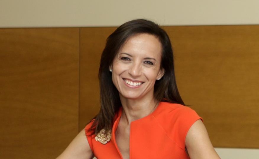 Beatriz Corredor, presidenta no ejecutiva de Red Eléctrica