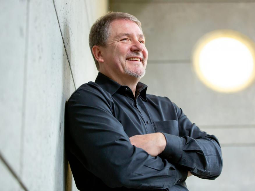 Bret Arsenault, director de ciberseguridad de Microsoft.