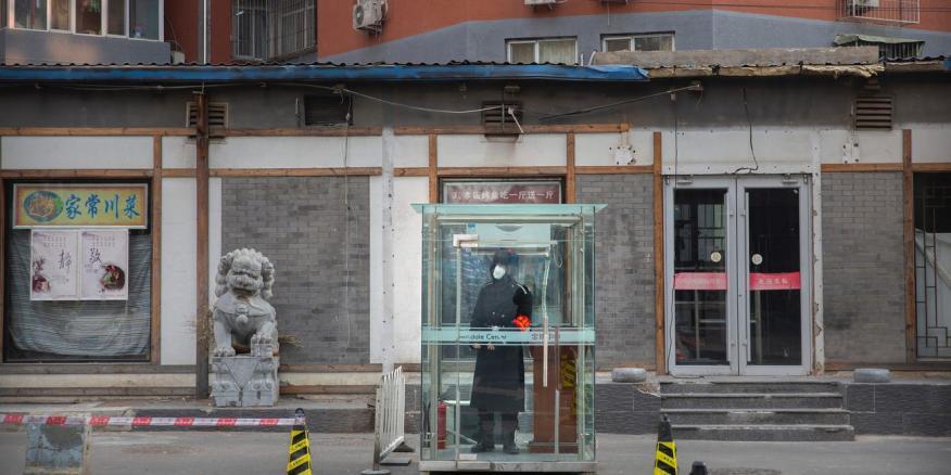 Economia china coronavirus