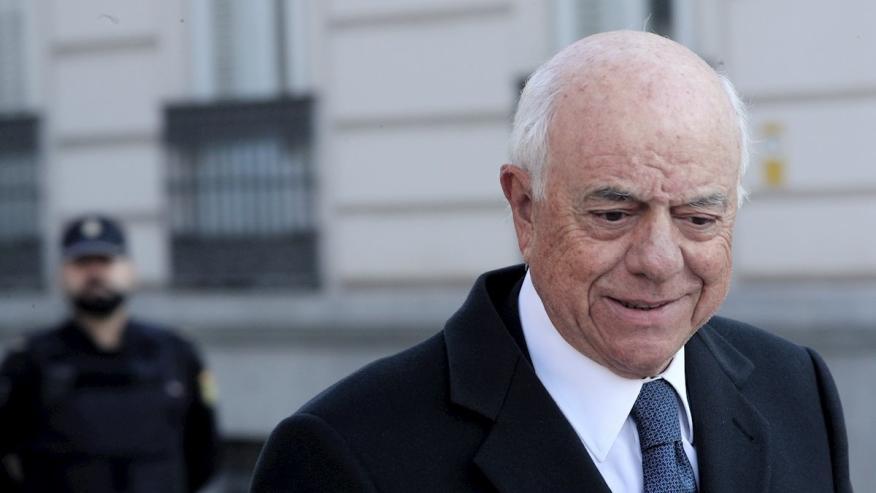 El expresidente del BBVA, Francisco González.